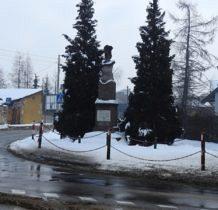 Żarki- pomnik Kościuszki