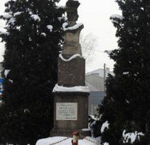 Żarki- Tadeuszowi Kościuszce