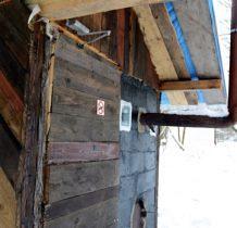 Wisłoczek- komin sauny