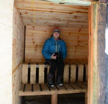 Wisłoczek- w saunie