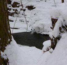 Wisłoczek- już widać wodospad
