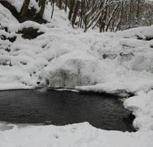Wisłoczek- wodospad na Wisłoczku