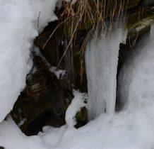 Wisłoczek-lodospady