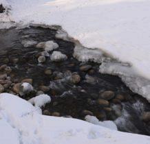 część widoczna-reszta pod lodem