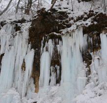 Rudawka Rymanowska -lodospady