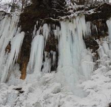 Rudawka Rymanowska-lodospady
