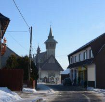 Dursztyn-kościół