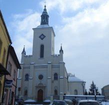 Żarki-kościół z XVI w.