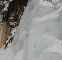 Rudawka Rymanowska- woda zaklęta w sople