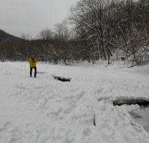 Rudawka Rymanowska- zimowe fotografowanie