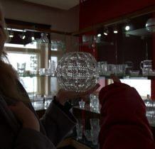 Zawiercie-kryształowa kula w muzeum