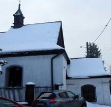 Żarki- kościół św. Barbary