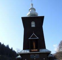 Szczawa-co roku przy kościółku odprawiane sa msze partyzanckie