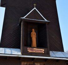 Szczawa-kościółek zwany partyzanckim