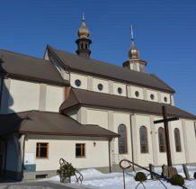 Szczawa-kościół parafialny