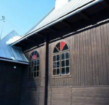 Szczawa-kościół drewniany