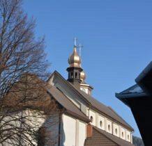 Szczawa-wieżyczki kościoła parafialnego