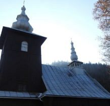 Szczawa-kościółek drewniany