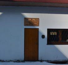 Szczawa-wejscie do muzeum