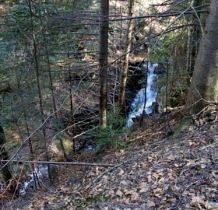 Wodospad na Mosornym Potoku