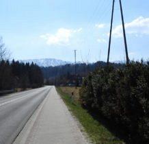 już godzinę idziemy przez wieś