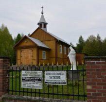 Janki-cerkiew przeniesiona z Zawalowa