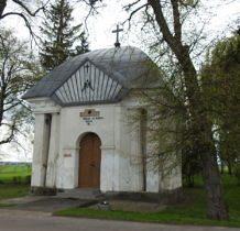 Mieniany-kaplica grobowa rodziny De Magura Madan z I poł.XIX w.