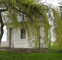 Mieniany-obecnie kaplica pełni funkcję kościoła filialnego