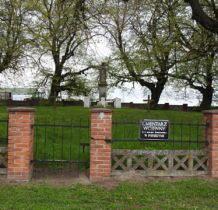 Poturzyn-cmentarz wojenny z I wojny światowej