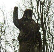 Poturzyn-pierwotnie figura stała w poturzyńskim parku(do 1862 roku)