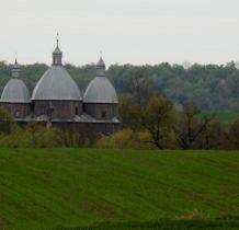 Hulcze-cerkiew w Dłużniowie