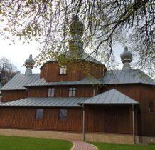 Terebiń-cerkiew x XVII-XVIIIw-obecnie kościół