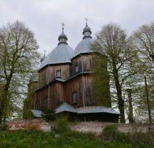 Dłużniów-klucze niestety ma ksiadz,czyli raz w tygodniu cerkiew otwarta