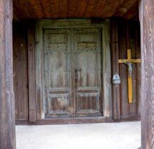 Dłużniów-wcześniej stała tu cerkiew drewniana wspominana już w 1564 roku