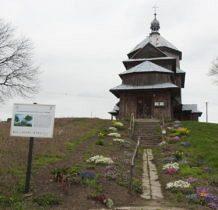 Myców-cerkiew z 1859 roku