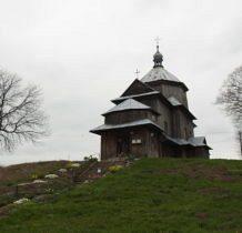 Myców-cerkiew greckokatolicka zamieniona na prawosławna w 1875r