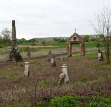 Myców-cmentarz przycerkiewny