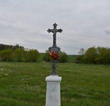 Myców-krzyż przydrożny
