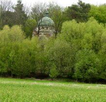 Myców-kaplica wzniesiona w 1900 roku dla ówczesnych właścicieli-Hulimków