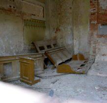 Myców-kaplica grobowa Hulimków