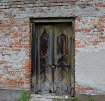 Wyżłów-drzwi cerkiewne