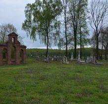 Wyżłów-cmentarz z dzwonnica