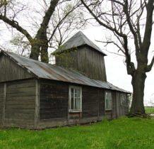 Hubinek-stała tu kiedyś cerkiew z XVIIIw-spalona w 1944r
