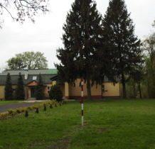Malice-stary budynek szkoły