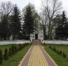 Malice-kaplica grobowa Lubowieckich z 1841 roku