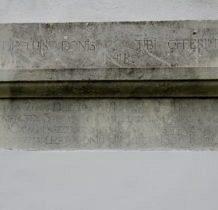 Malice-kaplica grobowa Lubowiekich