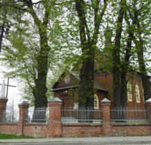 Moniatycze-zabytkowy kościół z 1873 roku