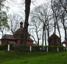 Szpikołosy-cerkiew z XIX wieku