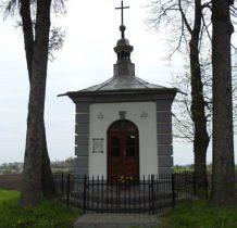 Szpikołosy-kapliczka