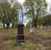 Turkowice-cmentarz z zabytkowymi nagrobkami